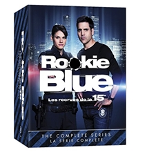 Picture of Rookie Blue : The Complete Series (Bilingual)
