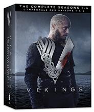 Picture of Vikings: Seasons 1-4 Box Set [Bilingual]