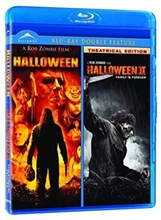 Picture of Rob Zombie's Halloween/Halloween 2 (Double Feature) [Blu-ray]