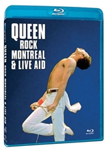Picture of Queen Rock Montreal and Live-Aid [Blu-ray]