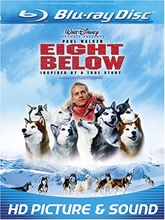 Picture of Eight Below [Blu-ray] (Bilingual)
