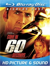 Picture of Gone in 60 Seconds (2000) [Blu-ray]