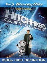Picture of The Hitchhiker's Guide to the Galaxy [Blu-ray] (Bilingual)