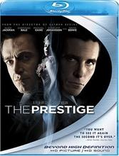 Picture of The Prestige [Blu-ray] (Bilingual)