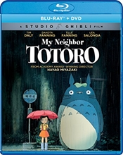 Picture of My Neighbor Totoro [Blu-ray + DVD] (Sous-titres français)