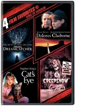 Picture of 4 Film Favorites: Stephen King