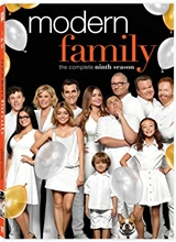 Picture of Modern Family: Season 9 (Bilingual)