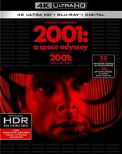 Picture of 2001: A SPACE ODYSSEY [Blu-ray]