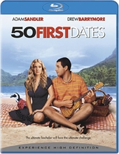 Picture of 50 First Dates [Blu-ray] (Bilingual)