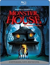 Picture of Monster House / La Maison Monstre (Bilingual) [Blu-ray]