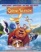 Picture of Open Season [Blu-ray] (Bilingual)