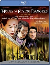 Picture of The House of Flying Daggers (Bilingual) [Blu-ray]