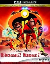 Picture of INCREDIBLES 2 [UHD+2BD+DIGITAL CODE][Bilingual]