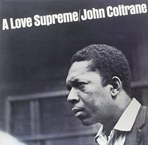 Picture of A LOVE SUPREME (LP) by COLTRANE JOHN
