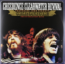 Picture of CHRONICLE THE 20 GREAT(2LP by CREEDENCE CLEARWATER REVIV