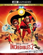 Picture of INCREDIBLES 2 [UHD+2BD+DIGITAL CODE]