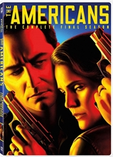 Picture of The Americans: Season 6 [DVD]