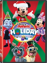 Picture of Disney Jr  Holiday Compilation