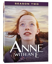 Picture of ANNE WITH AN E: S2 (ENG/ENG CC) (DVD)