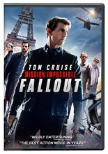 Picture of Mission:  Impossible Fallout  [DVD]