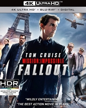 Picture of Mission: Impossible Fallout [4K/Blu-ray]
