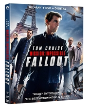 Picture of Mission: Impossible Fallout [Blu-ray/DVD]