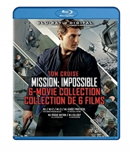 Picture of MISSION: IMPOSSIBLE 6 MOVIE COLLECTION [Blu-ray]