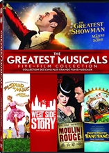 Picture of Greatest Musical Boxset [DVD]