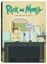 Picture of Rick and Morty: Seasons 1-3 [DVD]