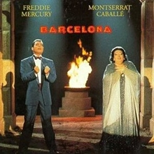 Picture of BARCELONA by MERCURY FREDDIE