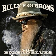 Picture of BIG BAD BLUES,THE by GIBBONS,BILLY F