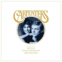 Picture of CARPENTERS WITH THE RO,THE by CARPENTERS THE