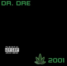 Picture of CHRONIC 2001 by DR DRE