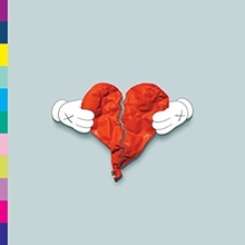Picture of 808S & HEARTBREAK(2LP+1CD) by WEST,KANYE