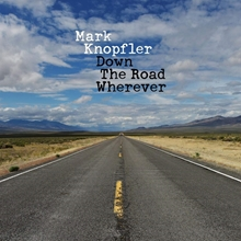 Picture of DOWN THE ROAD WHEREVER(DLX by KNOPFLER,MARK
