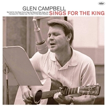 Picture of GLEN SINGS FOR THE KING by CAMPBELL,GLEN