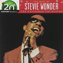 Picture of THE BEST OF CHRISTMAS by WONDER,STEVIE