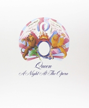 Picture of A NIGHT AT THE OPERA (LP) by QUEEN
