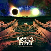 Picture of ANTHEM OF THE PEACEFUL(LP) by GRETA VAN FLEET