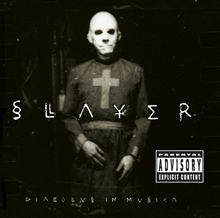 Picture of DIABOLUS IN MUSICA(LP) by SLAYER