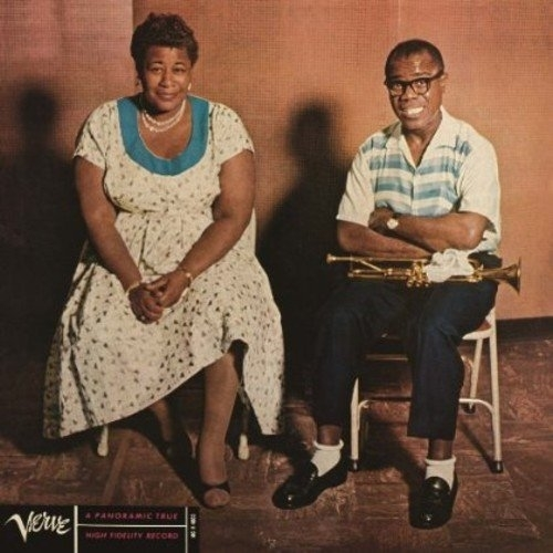 Picture of ELLA AND LOUIS (LP) by FITZGERALD,ELLA/ARMSTRONG