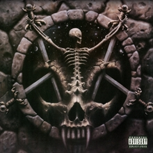 Picture of DIVINE INTERVENTION(LP) by SLAYER