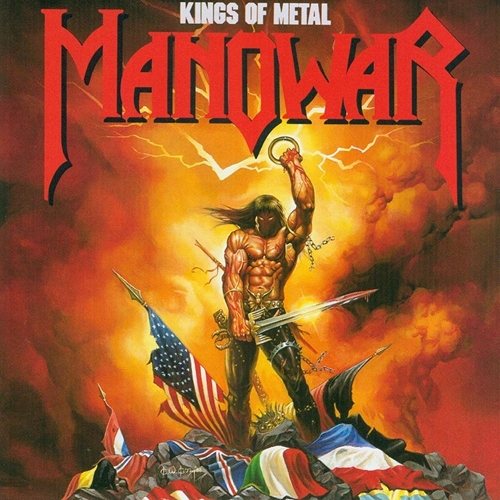Picture of Kings Of Metal by Manowar