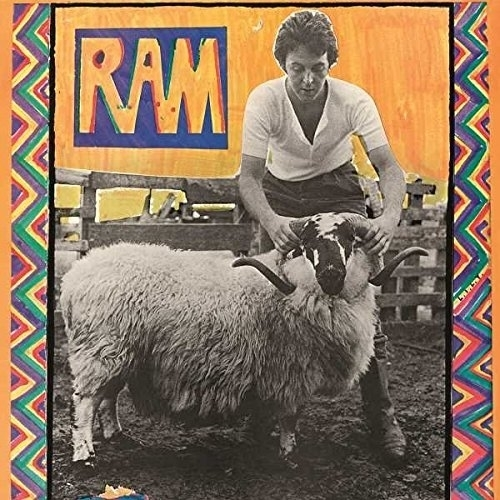 Picture of RAM  by MCCARTNEY, PAUL & LINDA
