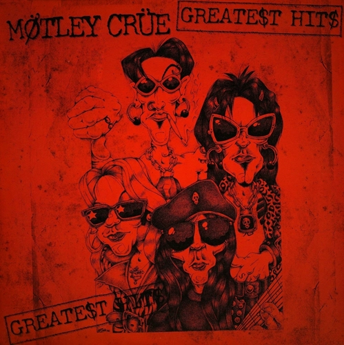Picture of The Greatest Hits by Motley Crue