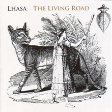 Picture of The Living Road by Lhasa