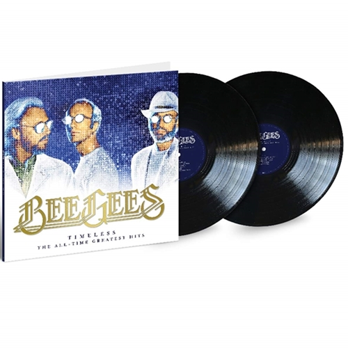 Picture of TIMELESS ALL TIME GREA(2LP by BEE GEES,THE