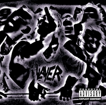 Picture of UNDISPUTED ATTITUDE(LP) by SLAYER