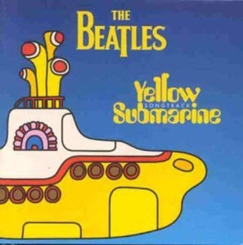 Picture of YELLOW SUBMARINE by BEATLES THE