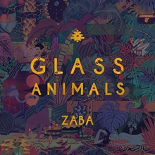Picture of ZABA(2LP) by GLASS ANIMALS